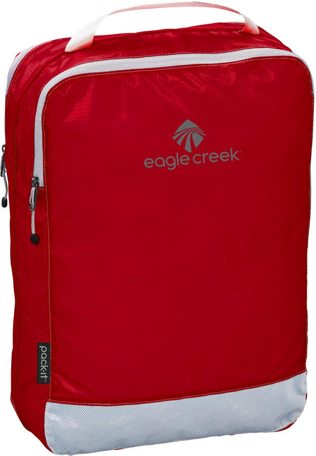 64761c12931a Eagle Creek Pack-It Specter Clean Dirty Cube Travel Organiser, Volcano