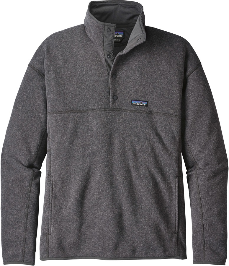 Patagonia Better Sweater Marsupial P/O LW Pullover, XL Forge Grey
