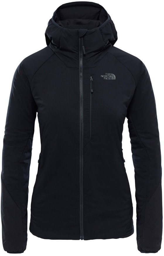 The North Face Ventrix Hoodie Womens Insulated Jacket, UK 10 TNF Black