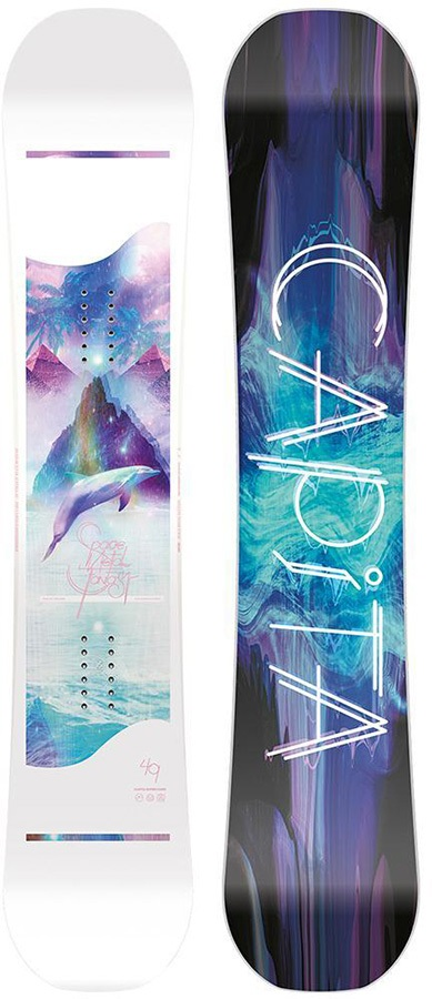 Capita Space Metal Fantasy Women's Snowboard, 149cm 2019