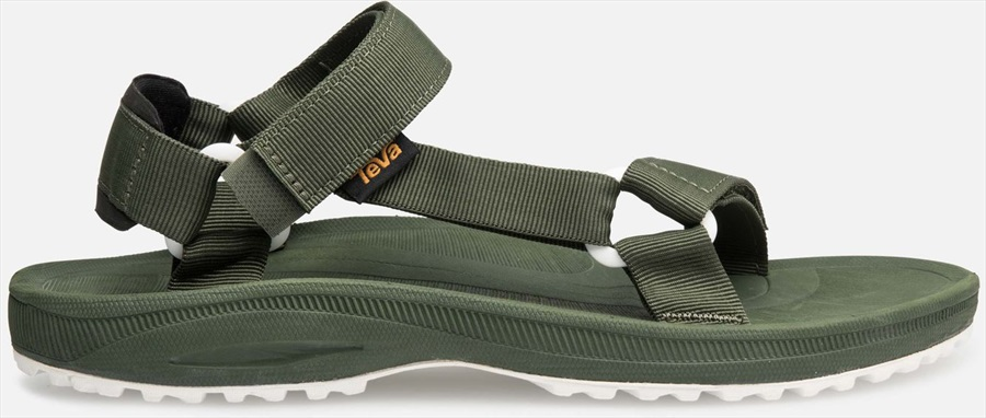 Teva Winsted Solid Sandal, UK 10 Green