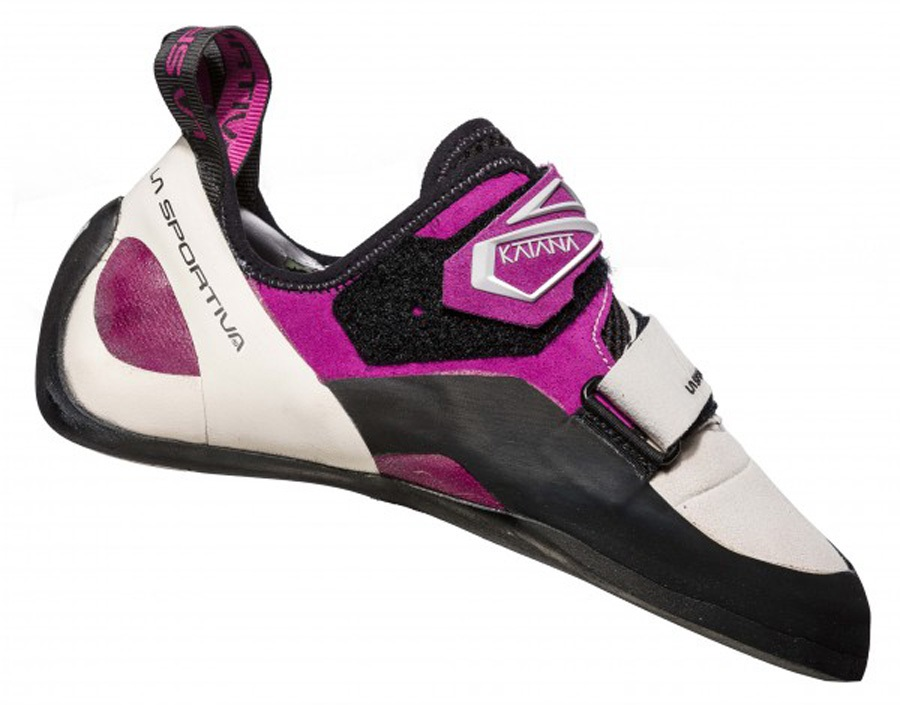 La Sportiva Katana Women's Rock Climbing Shoe: UK 3.5 | EU 36, Purple