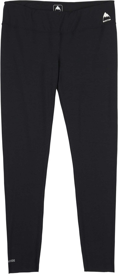 Burton Midweight Pant Women's Dryride Thermal Pant, M True Black