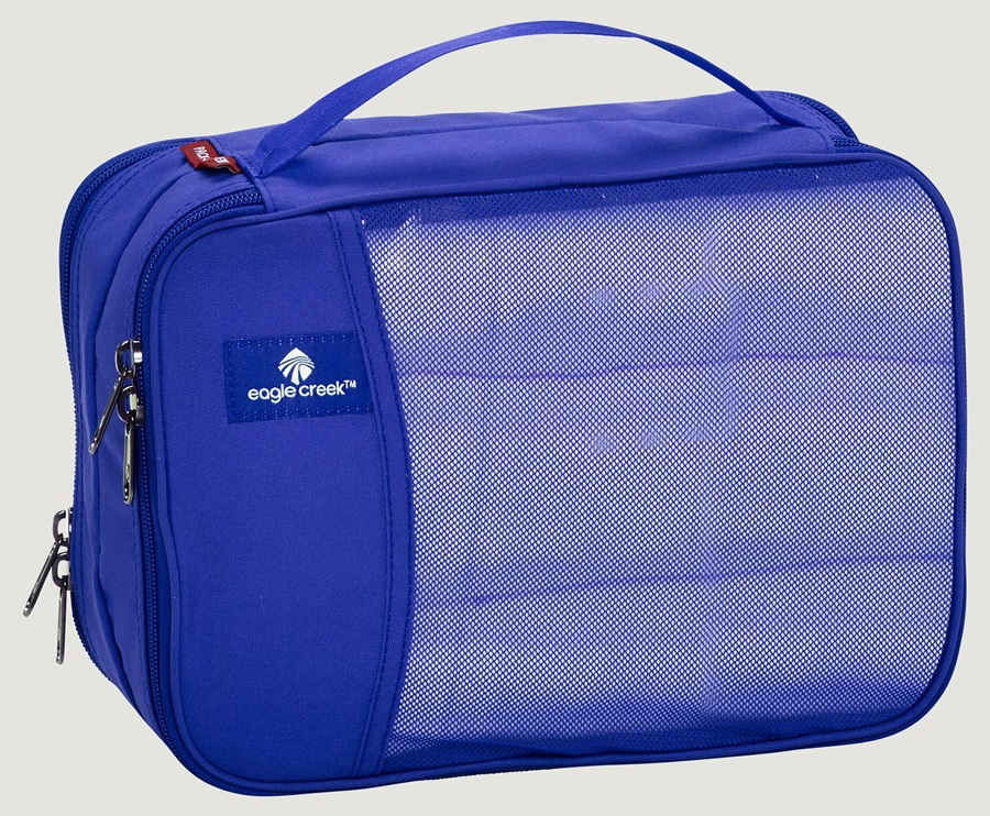 Eagle Creek Pack-It Clean & Dirty Half Cube Travel Organiser, 5L Blue