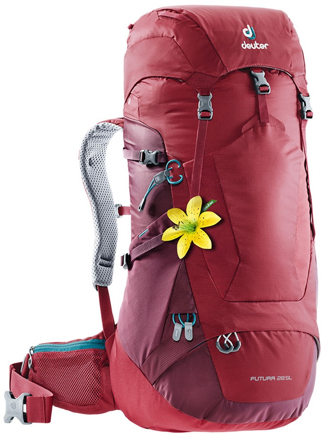 8cc67746370 Deuter Futura 28 SL Women s Hiking Backpack
