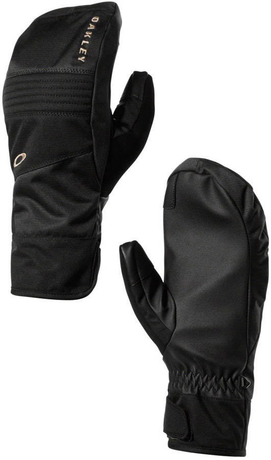Oakley Roundhouse Mitt Ski/Snowboard Gloves L Blackout