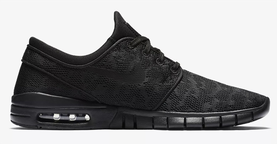 newest collection f3dd1 79ebe Nike SB Stefan Janoski Max Men s Skate Shoes UK 9.5 Black Anthracite