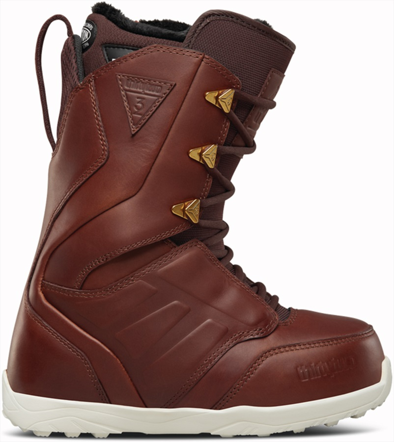 thirtytwo Lashed Premium Women's Snowboard Boots, UK 5.5 Brown 2018