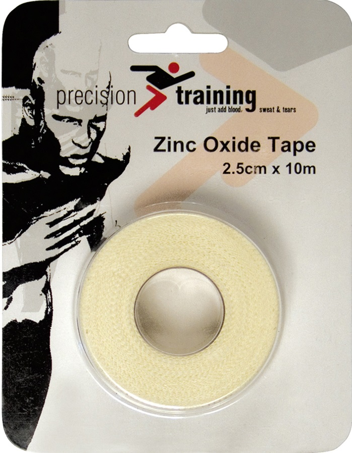 Precision Zinc Oxide Strapping Tape 38mm X 10m White