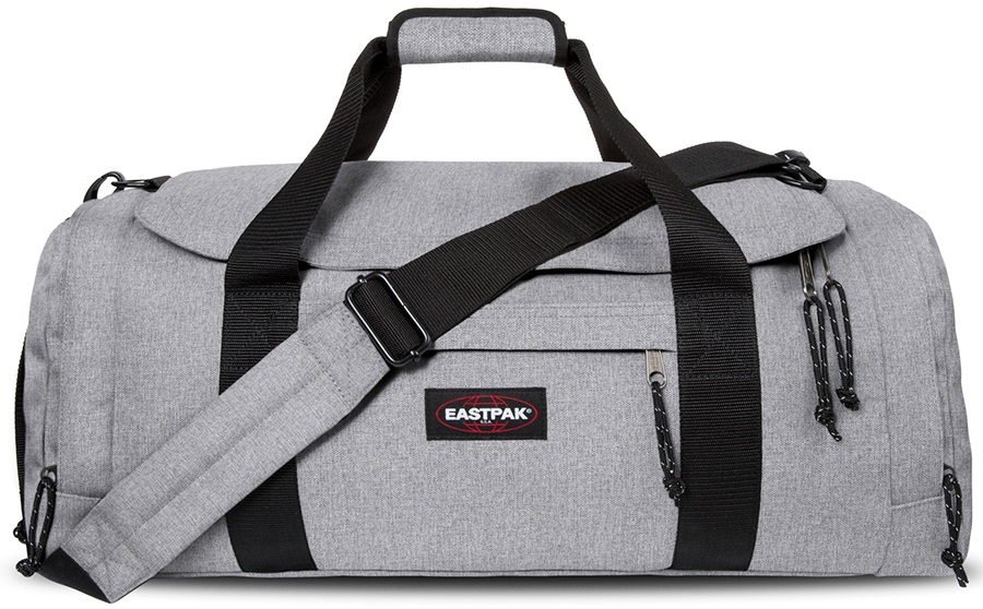 Eastpak Reader M Duffel Travel Bag, 45L Sunday Grey