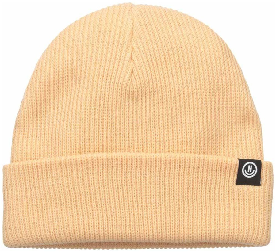Neff Serge Fold Up Beanie, One Size Sand