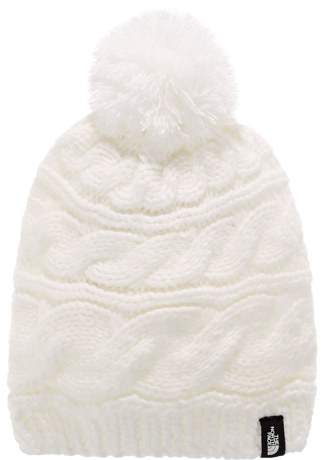 The North Face Triple Cable Beanie Bobble Hat ab5bfae133