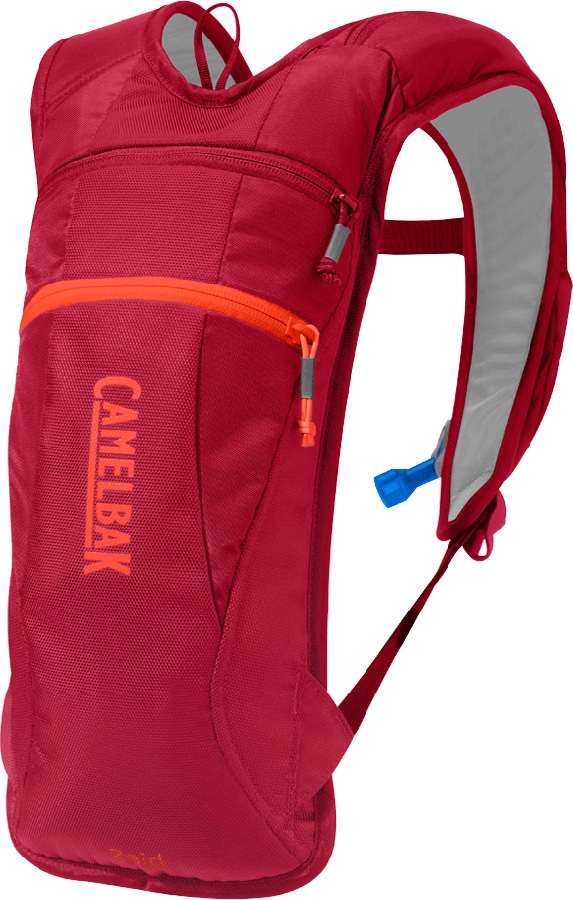 Camelbak Zoid Snowboard/Ski Hydration Pack, 2L Chili Pepper