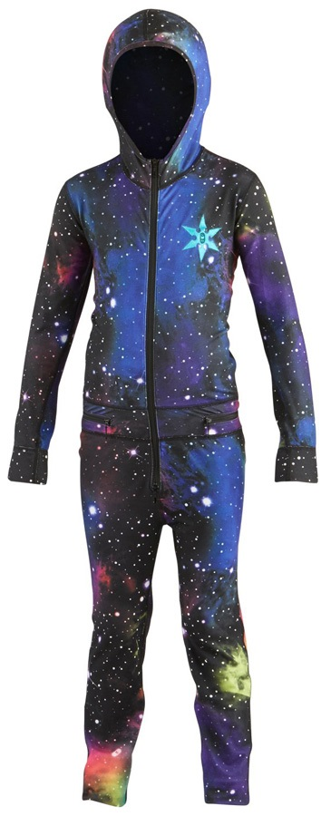 Airblaster Youth Ninja Suit, One Piece Thermal, L Far Out
