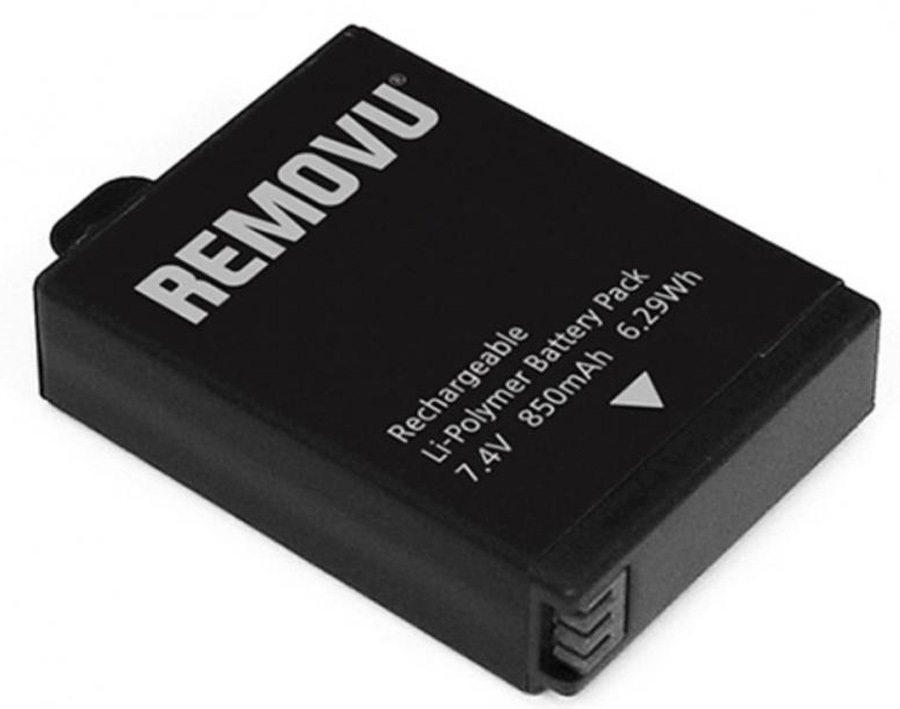 Removu Rechargable Battery