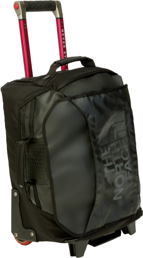 "The North Face Rolling Thunder Wheeled Luggage Bag 19"" 33L TNF Black"