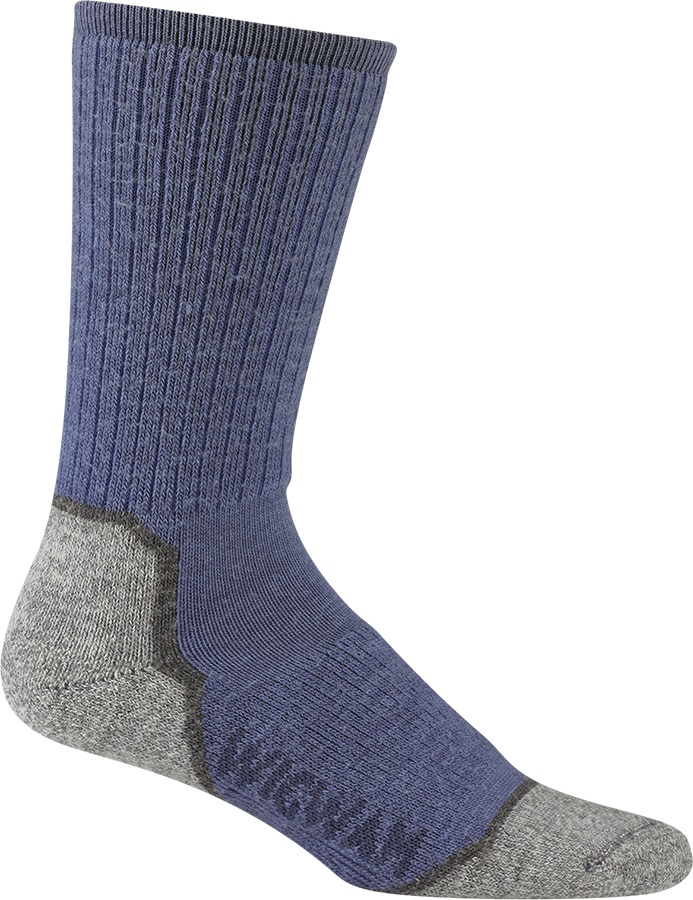 Wigwam Merino Lite Hiker Walking/Hiking Socks, M Baja Blue