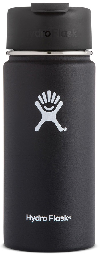 Hydro Flask 16oz Wide Mouth Coffee Flask - Black