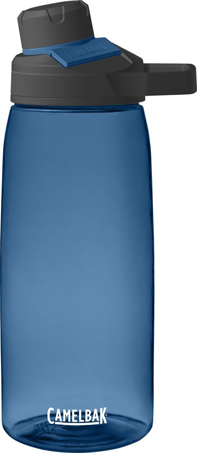 Camelbak Chute Mag Water Bottle With Magnetic Cap, 1L Bluegrass