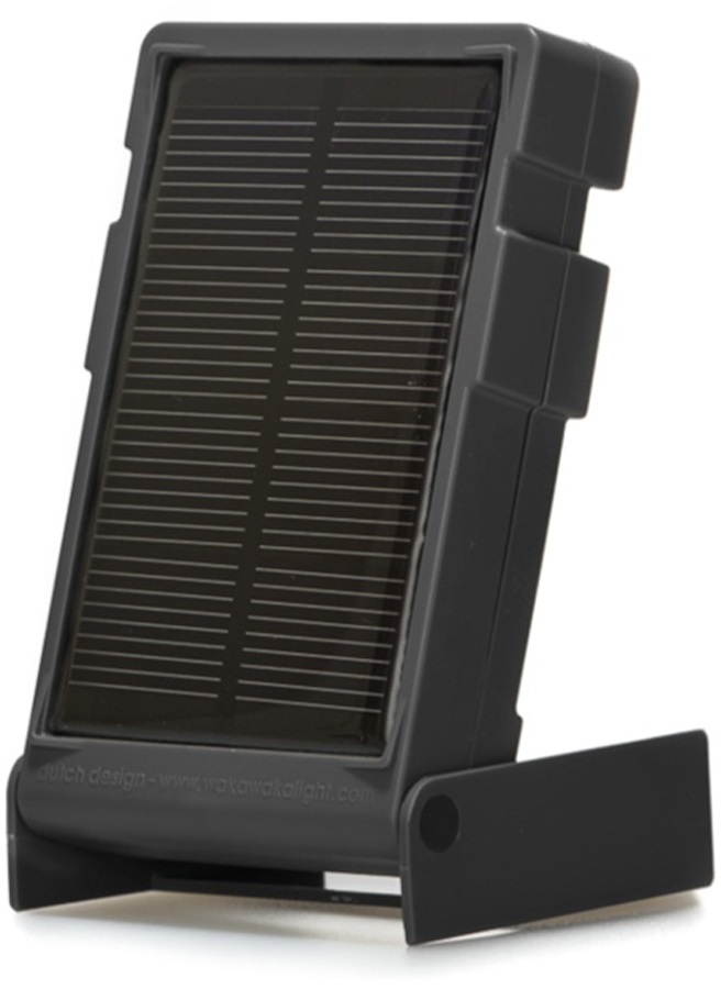 Waka Waka Light Classic Solar Powered LED Torch, Black
