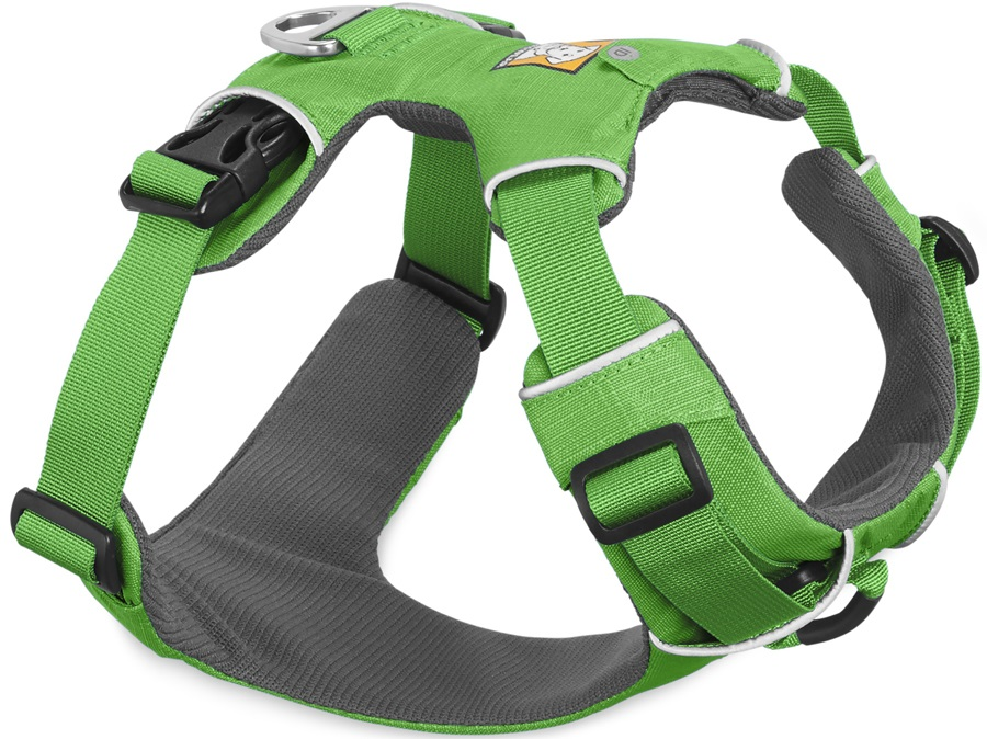 Ruffwear Front Range Dog Walking Harness S Meadow Green