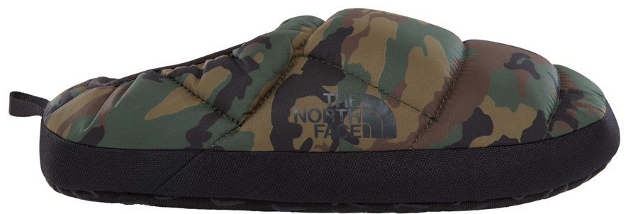 The North Face NSE Tent Mule III Slipper Shoes, M Black/Camo