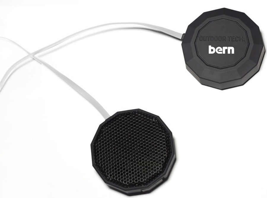 Outdoor Tech Chips Bern Wired Helmet Audio