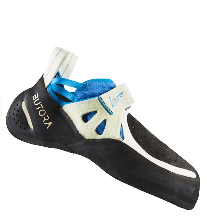 Butora Acro (Narrow) Rock Climbing Shoe: UK 4 | EU 37, Blue