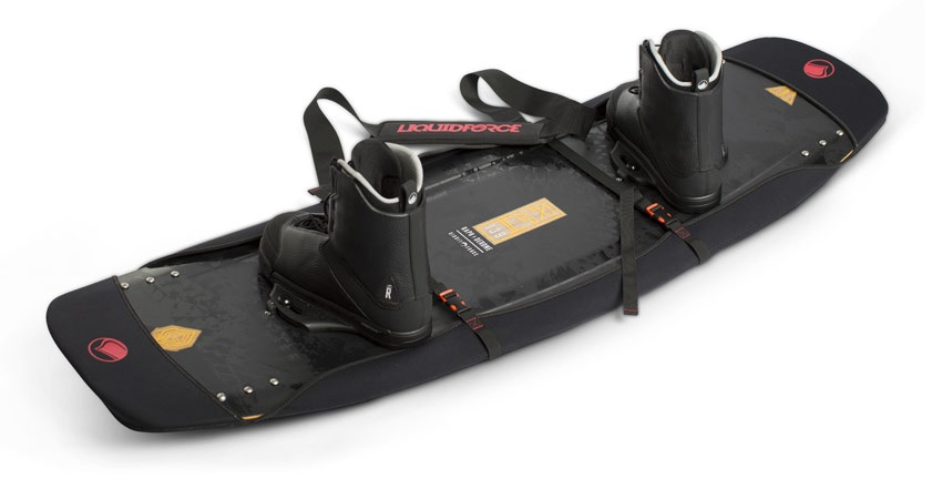 Liquid Force Edge Protector DLX Wakeboard Bag, Up To 135
