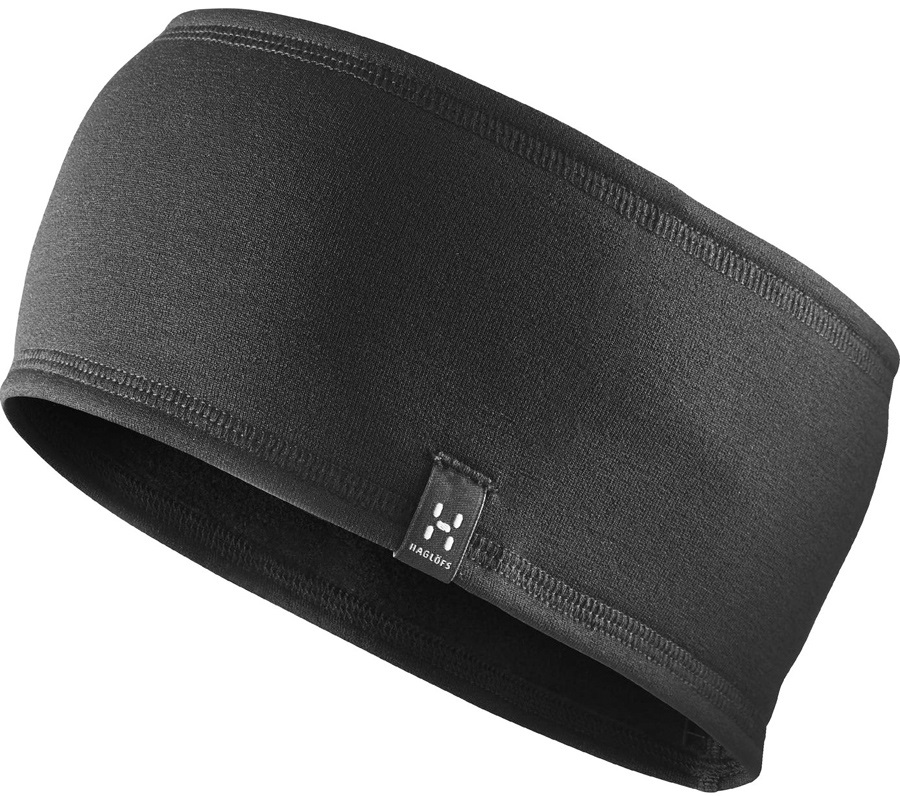 Haglofs Fanatic Thermal Headband, S/M True Black
