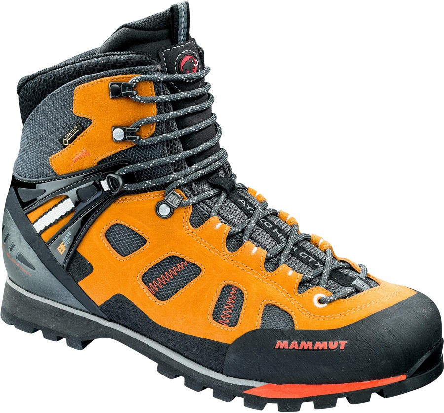 Mammut Leather   Synthetic Hiking   Mountaineering Alpine Boots 884035ee4bd