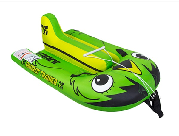 "Jobe Parrot Inflatable Waterski Trainer 60 X 49"" Green 2018"