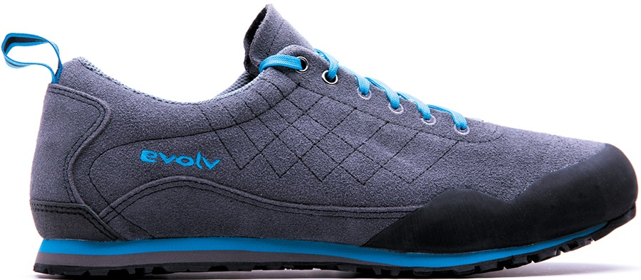 Evolv Zender Approach Shoes, UK 7.5 Slate Grey