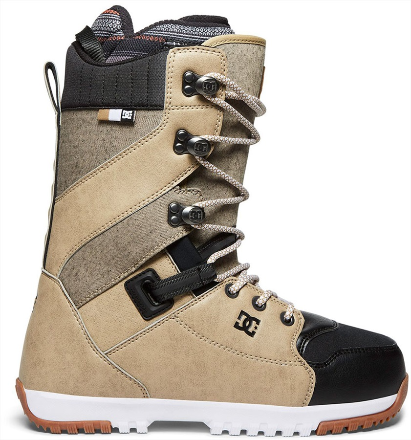DC Mutiny Snowboard Boots, UK 7 Brown 2018