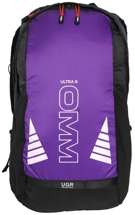 OMM Ultra 8 Running Backpack, 8L Purple