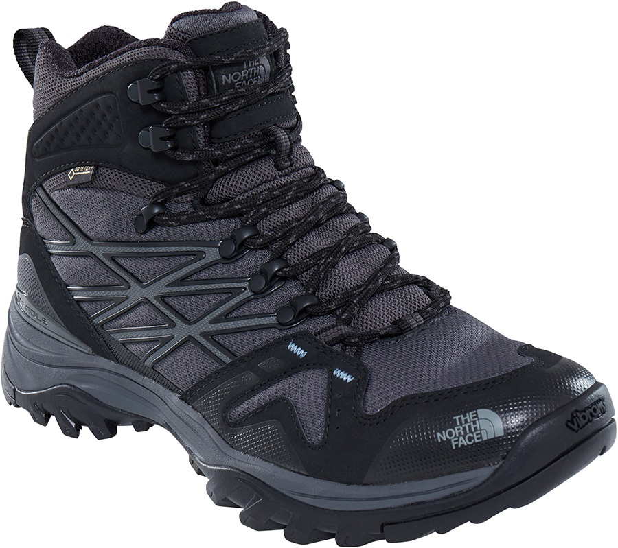 The North Face Hedgehog Fastpack Mid GTX Hiking Boots, UK 9 Black