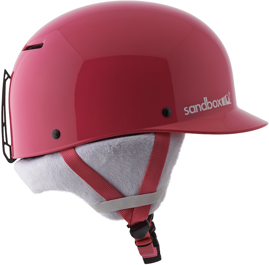 Sandbox Classic 2.0 Snow Kid's Ski/Snowboard Helmet Kid's Bubblegum