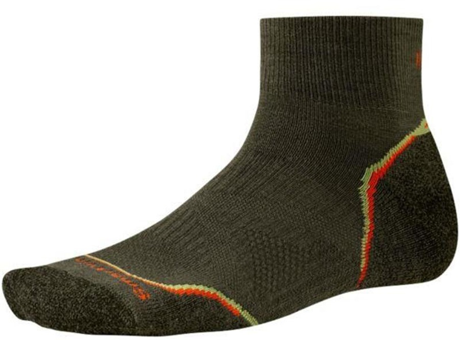Smartwool PhD Outdoor Light Mini Hiking/Walking Socks 5-7.5 Loden
