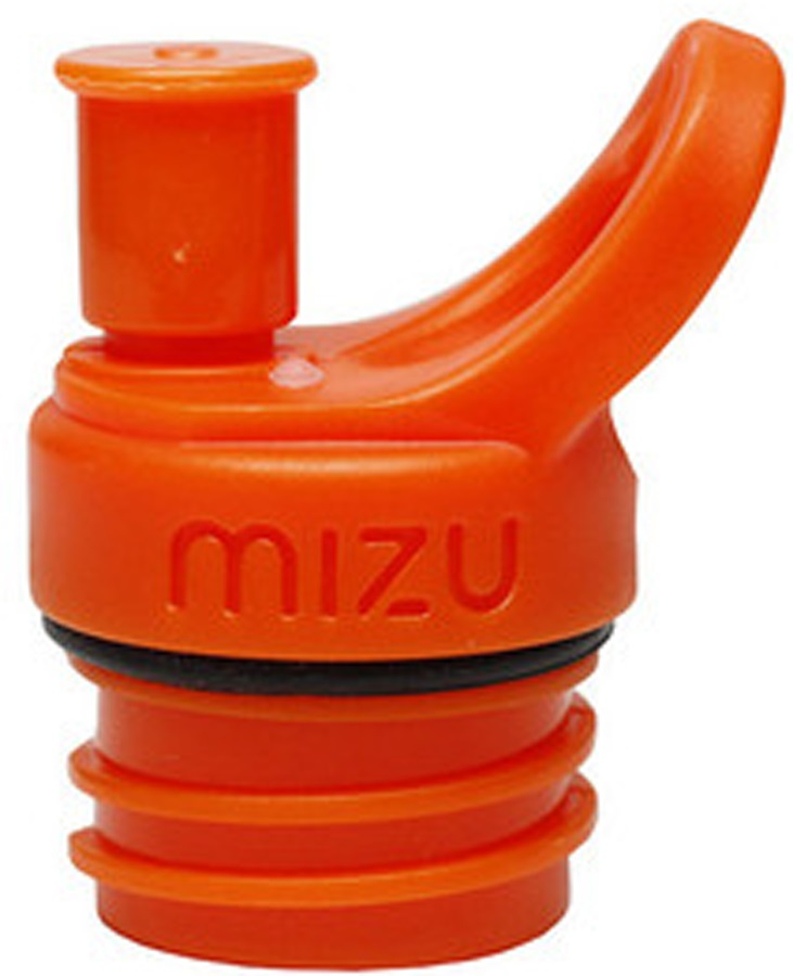 Mizu M Series Sport Cap Spare Water Bottle Cap/lid, Orange