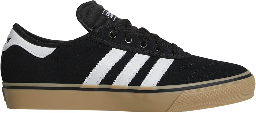 new product 0cb60 d4d76 Adidas Adi-Ease Premiere Skate Shoes, UK 11.5 BlackWhiteGum