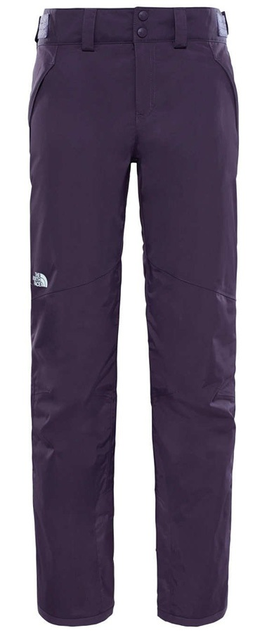 97303e71c The North Face Presena Women's Ski/Snowboard Pants, XL Eggplant Purple