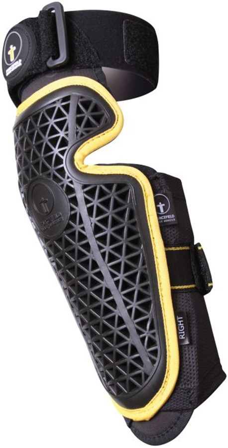 Forcefield EX-K Arm Protector, S Black/Yellow