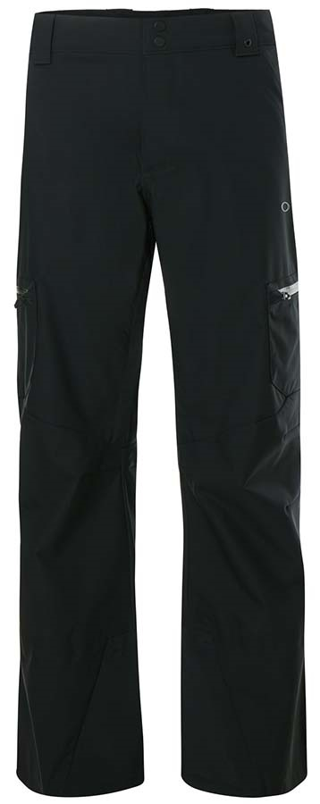 Oakley Ski Shell Snowboard/Ski Pants, XL Blackout