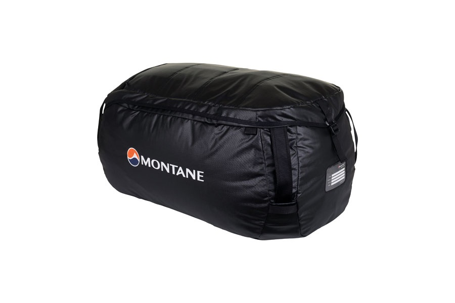 Montane Transition 60 Duffel Travel Bag 60L Black 33600abaad940