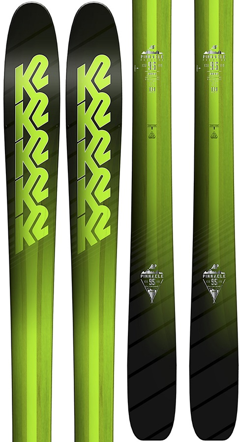 K2 Pinnacle 95 Ski Only, 184cm 2018