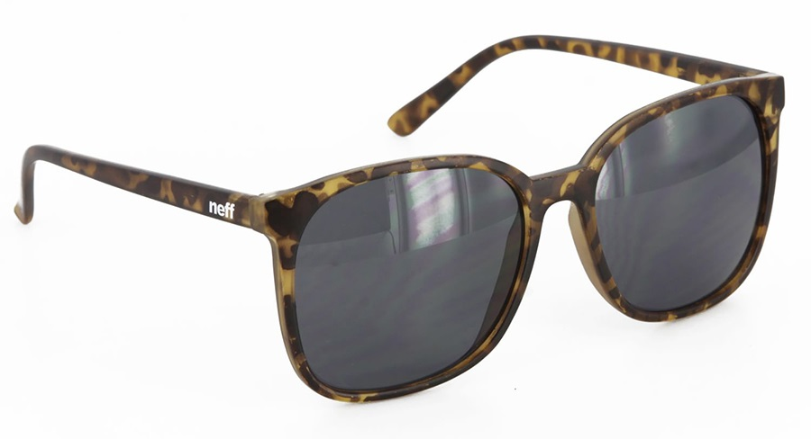Neff Jillian Sunglasses, Tortoise