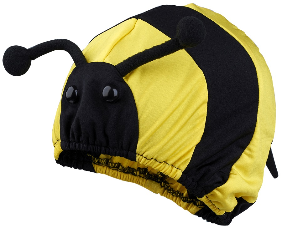Coolcasc Animals Ski/Snowboard Helmet Cover, One Size, Wasp