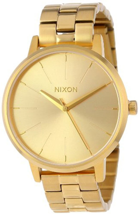 Nixon Kensington Women's Watch, One Size, All Gold