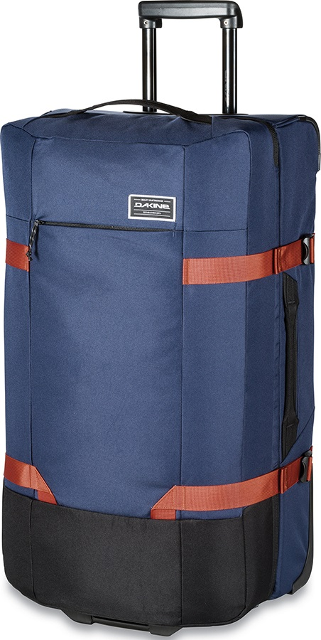 Dakine Split Roller EQ Wheeled Bag/Suitcase, 100L Dark Navy