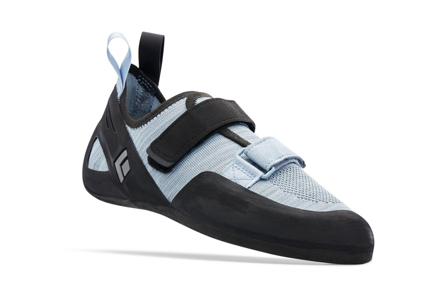 Black Diamond Momentum Rock Climbing Shoe, UK 9 Blue Ash
